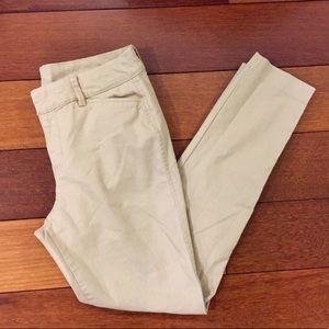 Old Navy Pixie Style Khaki Pants